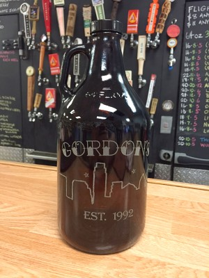 Screwtop Growler 32oz