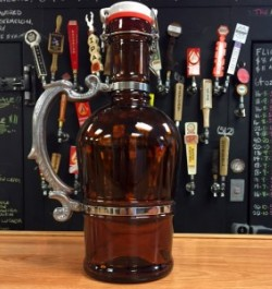 Gothic Beer Growler