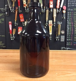 Screwtop Growler 64oz